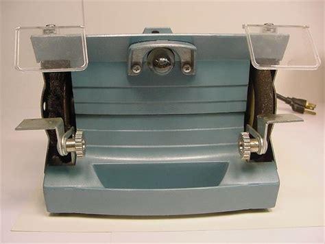photo index manning bowman  bench grinder