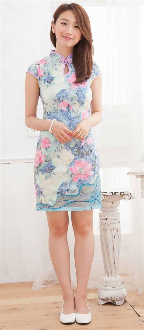 cheongsam wanita dewasa jual baju import murah 2014 newhairstylesformen2014