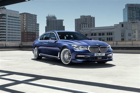 2018 Bmw 7 Series Alpina B7 Review, Trims, Specs And Price