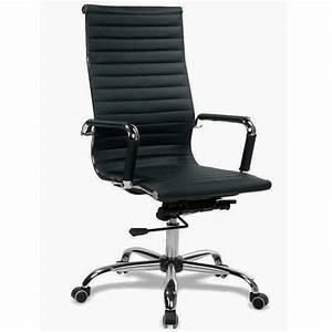 Chaise De Bureau Confortable : fauteuil de bureau design et confortable ~ Teatrodelosmanantiales.com Idées de Décoration