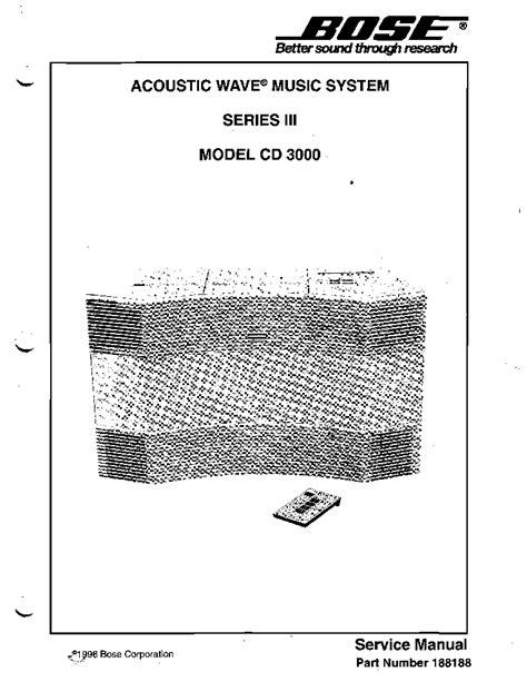 bose radio ii manual free software nsrutracker49