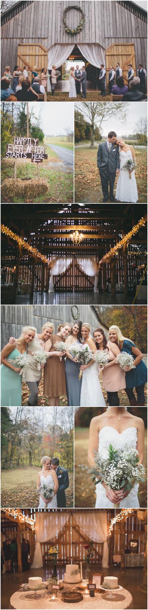 vintage style farm barn wedding rustic wedding chic