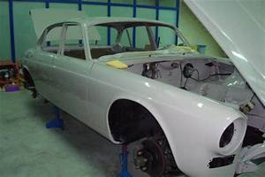 Jaguar Xj6 4 2l Year 1970 1st Serie Swb Manual