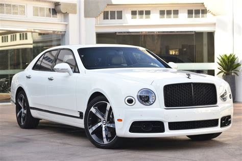 Bentley Picture by Vehicle Details 2018 Bentley Mulsanne Speed Design