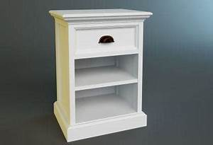 Beistelltisch Weiß Schublade : beistelltisch in weiss im landhausstil mit eine schublade kaufen bei richhomeshop ~ Sanjose-hotels-ca.com Haus und Dekorationen