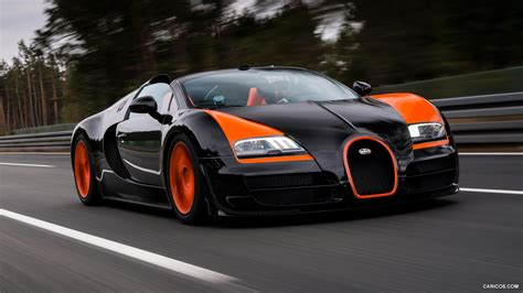 Bugatti Veyron Driving Simulator Handling Pack