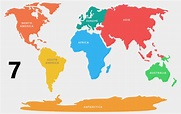 The Continents Definition: What is a Continent Exactly ...