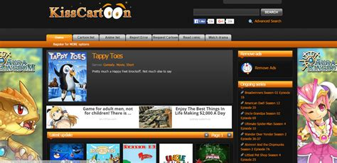 Best Free Websites To Watch Cartoons Online & Anime
