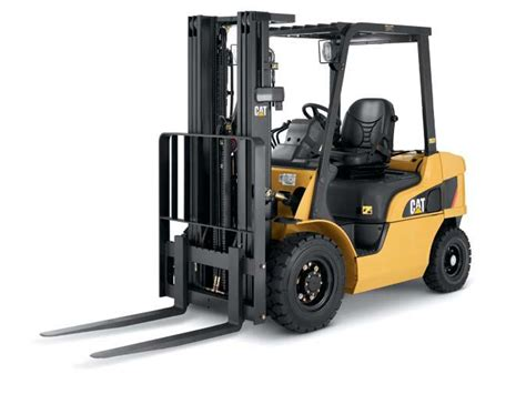 caterpillar 2pd6000 forklift specifications