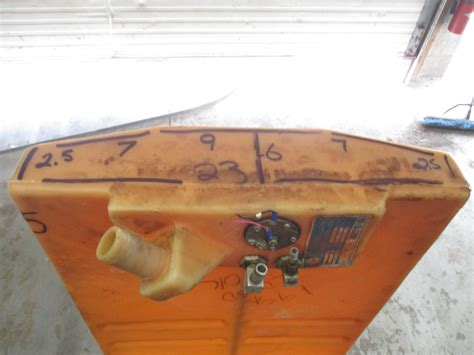 Ebay Plastic Boats by Plastic Boat Fuel Tank 22 Gallons 58 5x23x6 Ebay