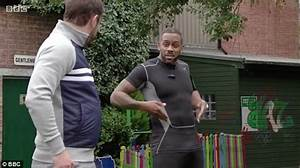 Danny Dyer and Richard Blackwood wear VERY revealing ...