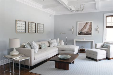 light gray sectional contemporary living room mabley handler