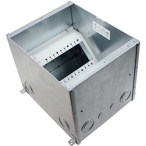 fsr floor boxes fl 500p fsr fl 500p 10 b ul listed floor box 10 quot