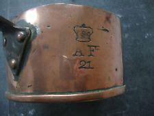 antique copper saucepan ebay copper ware copper