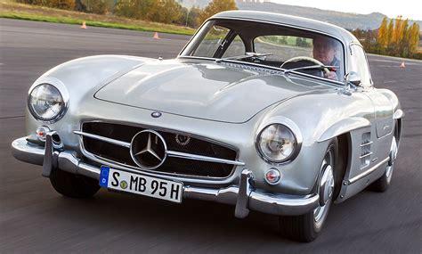 50 Jahre Auto Zeitung Gtue Sicherheit by Mercedes 300 Sl Classic Cars Autozeitung De
