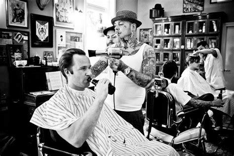 pourquoi aller chez le barbier pour tailler sa barbe