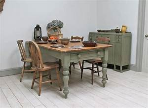 Popular Decor Distressed Dining Table ~ Home Decorations