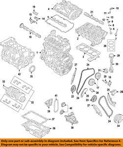 2013 Mini Cooper Engine Diagram by Mini Oem 07 15 Cooper Engine Cylinder Gasket