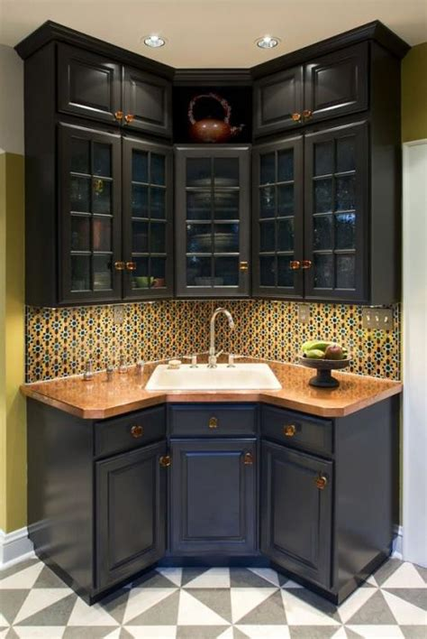 mini bar kitchen design تصاميم مطابخ صغيرة تحقق مهام اكبر المطابخ هولو كل مفيد 7509