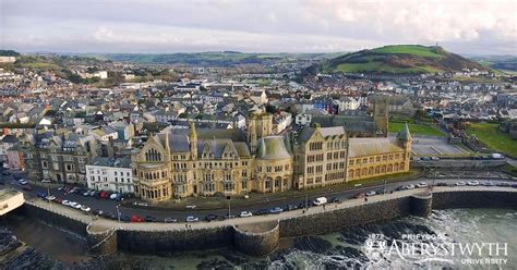 Aberystwyth is 'best university for teaching quality ...