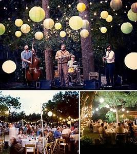 how to throw a backyard wedding decor green wedding With simple backyard wedding ideas