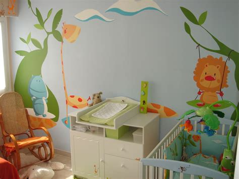 decoration murale chambre bebe photos bild galeria decoration murale chambre bebe
