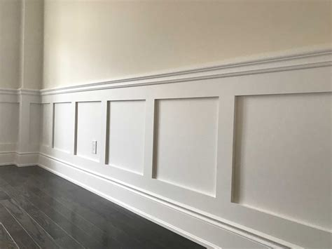 wainscoting project gallery vip classic moulding