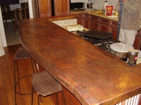 copper top kitchen island copper top kitchen island kitchen design ideas 5805