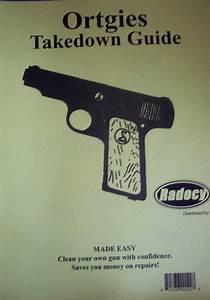 Ortgies Takedown Manual Semi Auto Pistol  221  16627995