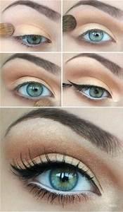 15 makeup ideas for green pretty designs
