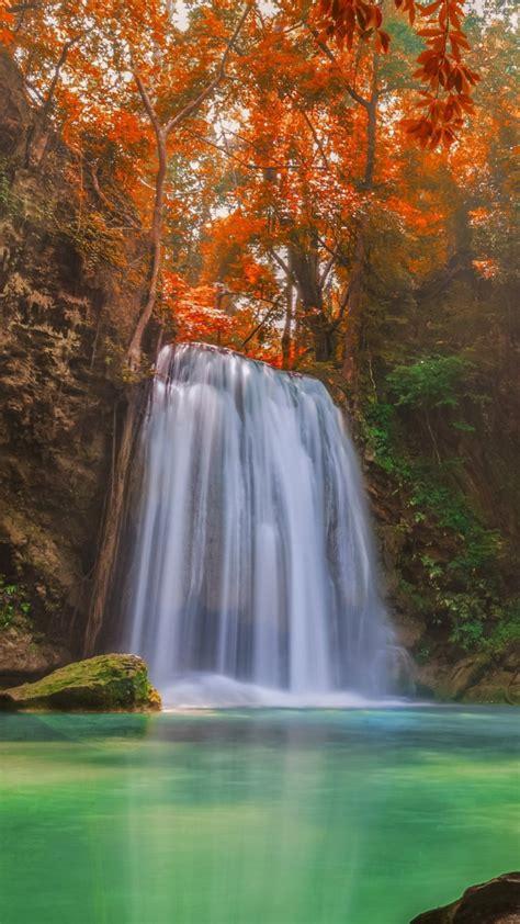wallpaper waterfall   wallpaper thailand travel