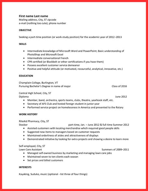 Resume Letter Sle Format by Apa Resume Template Resume Format