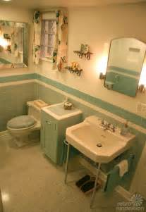 remodeling bathrooms ideas waits 28 years for retro bathroom remodel retro renovation