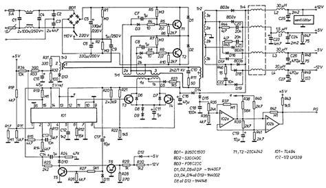 solucionado diagrama de fuente de poder electr 243 nica y