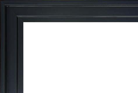 baguette de cadre caisse us noir caisse americaine cadres en kit