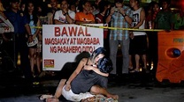 Philippine police in drugs murder case freed on bail