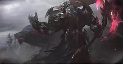 League Legends Darius God King Screensaver