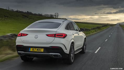 Gallery of 62 high resolution images and press release information. 2021 Mercedes-Benz GLE Coupé 400d (UK-Spec) - Rear   HD Wallpaper #23