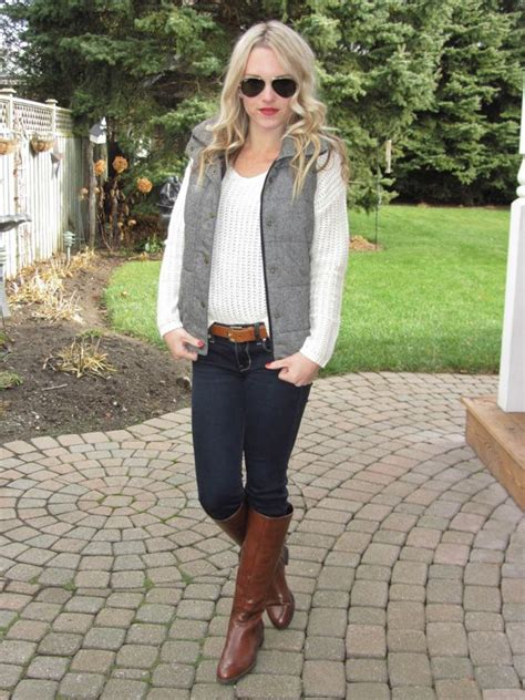 Chic Of The Week Ashleys Vest Obsessed Look My Style