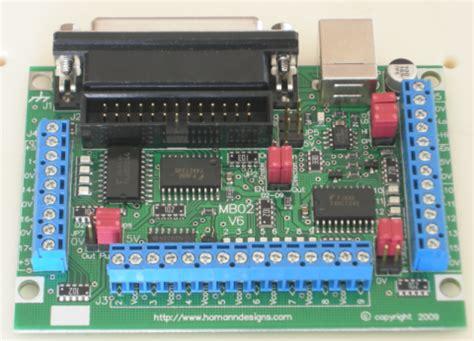 mb 02 v6 bidirectional breakout board mb 02 us 39 99 homann designs your preferred cnc