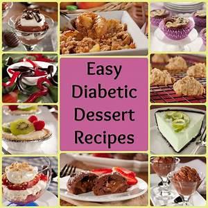 32 easy diabetic dessert recipes everydaydiabeticrecipes