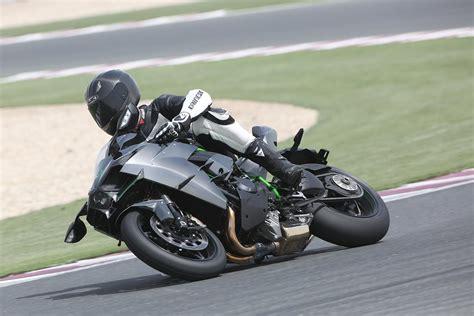 Review Kawasaki H2r by Kawasaki H2r H2 Review Morebikes