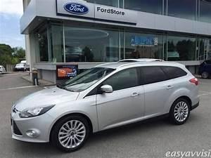 Ford Focus Sw Titanium : usato station wagon 1 6 150cv ecoboost sw titanium ford focus 2011 km in silea ~ Maxctalentgroup.com Avis de Voitures