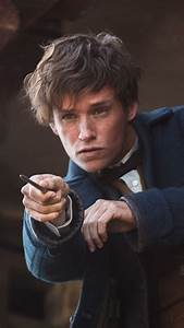 Wallpaper Fantastic Beasts And Where To Find Them, Eddie ...