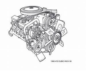 472 Cadillac Engine Diagram