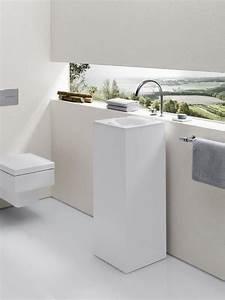 Kleine Bäder Lösungen : 78 ideen zu schmales badezimmer auf pinterest kleine b der und moderne badezimmer ~ Bigdaddyawards.com Haus und Dekorationen