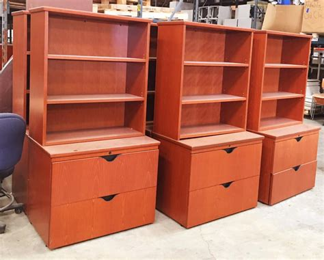 bookcase file cabinet combo magnusson lateral file bookcase combo towers by knoll