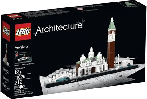 Lego Architecture Venice 21026 (retired By Lego