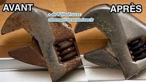 Rouille Sur Inox : outils rouill s l 39 astuce efficace pour enlever la rouille sans frotter astuces enlever la ~ Medecine-chirurgie-esthetiques.com Avis de Voitures