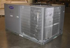 Carrier Packaged Rooftop 10 Ton Air Conditioner Electric